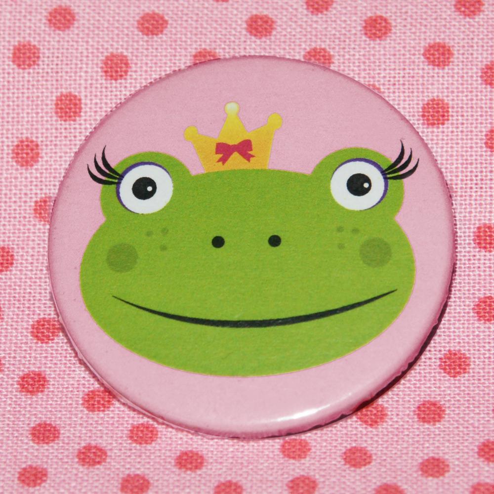 Button Die Froschprinzessin