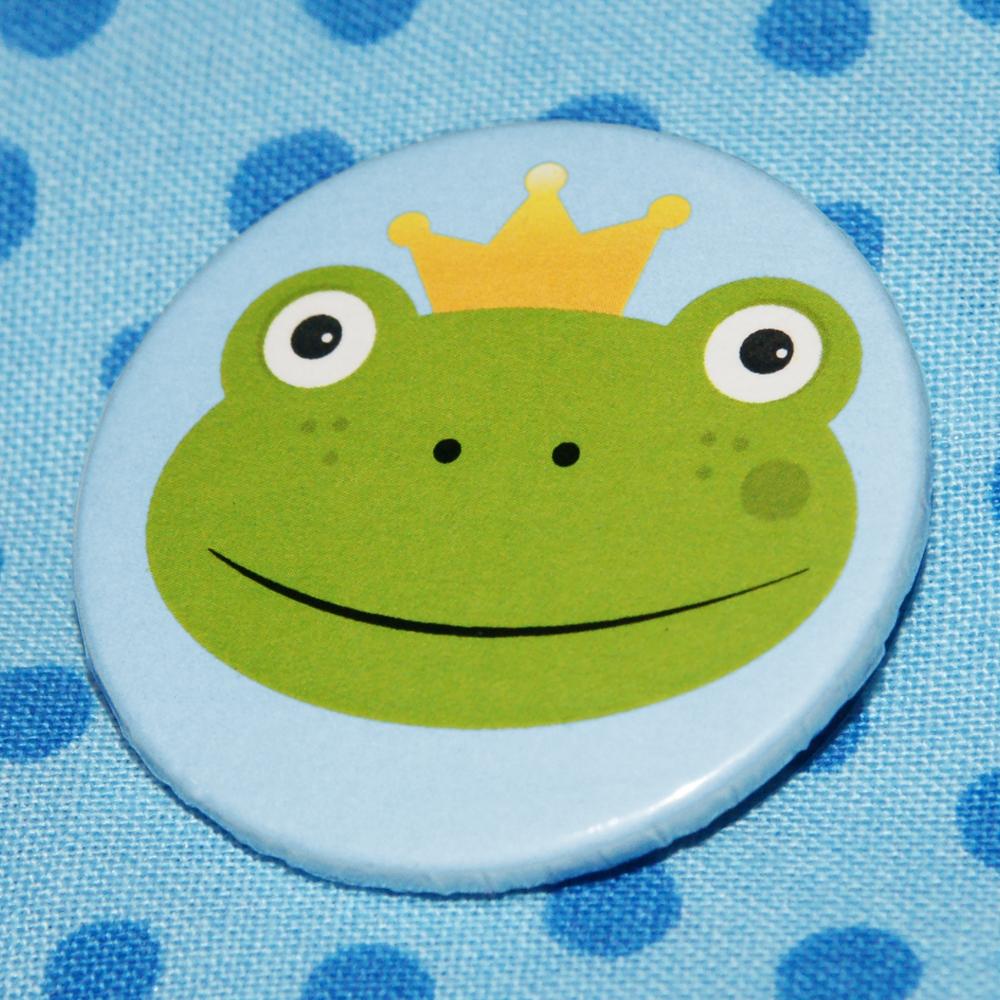 Button Der Froschprinz