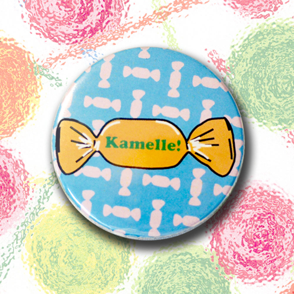 Button Kamelle!