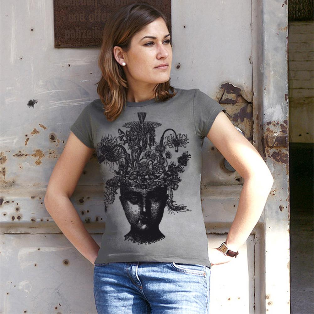Frauen T-Shirt Viva la Fantasia