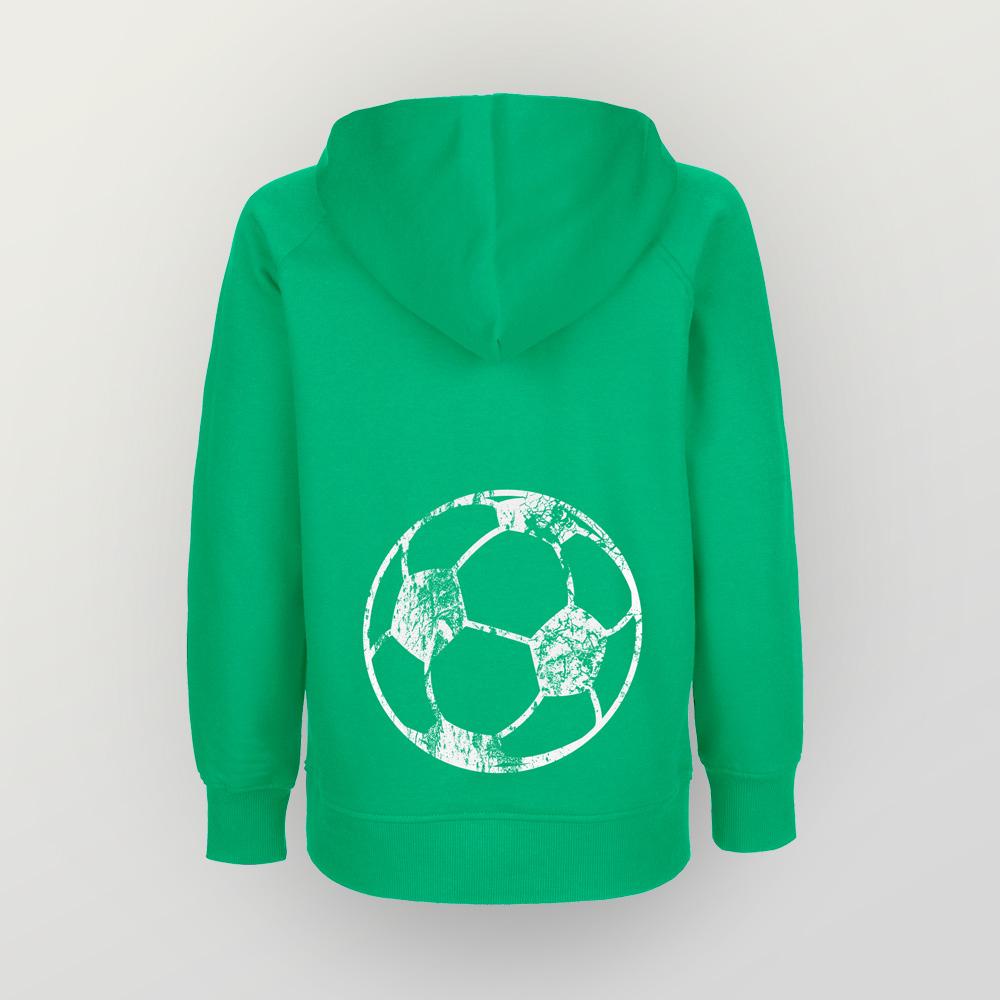 Kinder Hoody Fußball