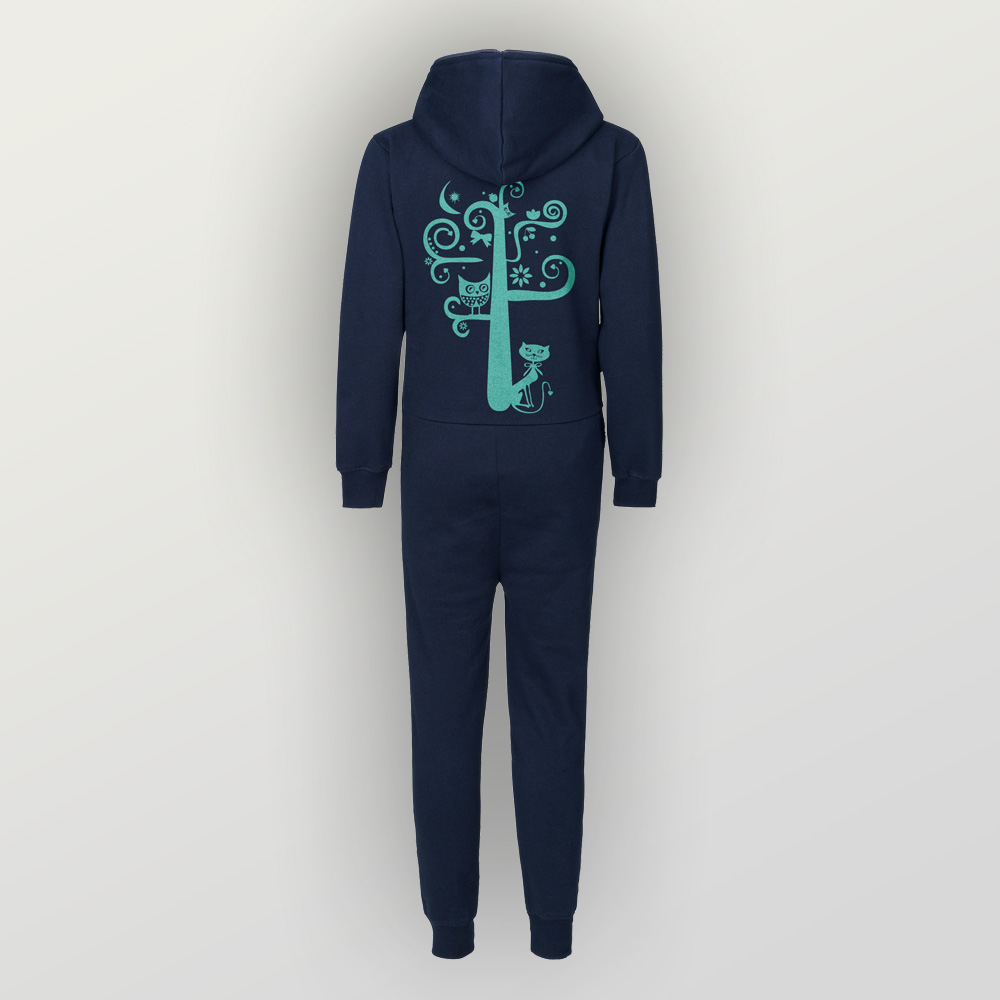 Kinder Jumpsuit Nighttimetree