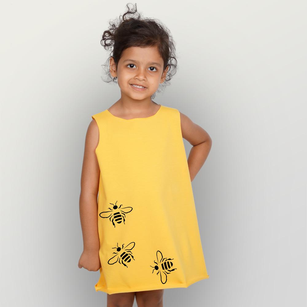 Bio-Kleid Bienen