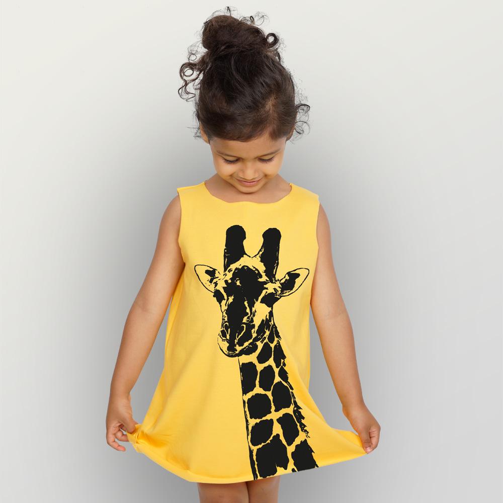 Bio-Kleid Stefanie la Girafe