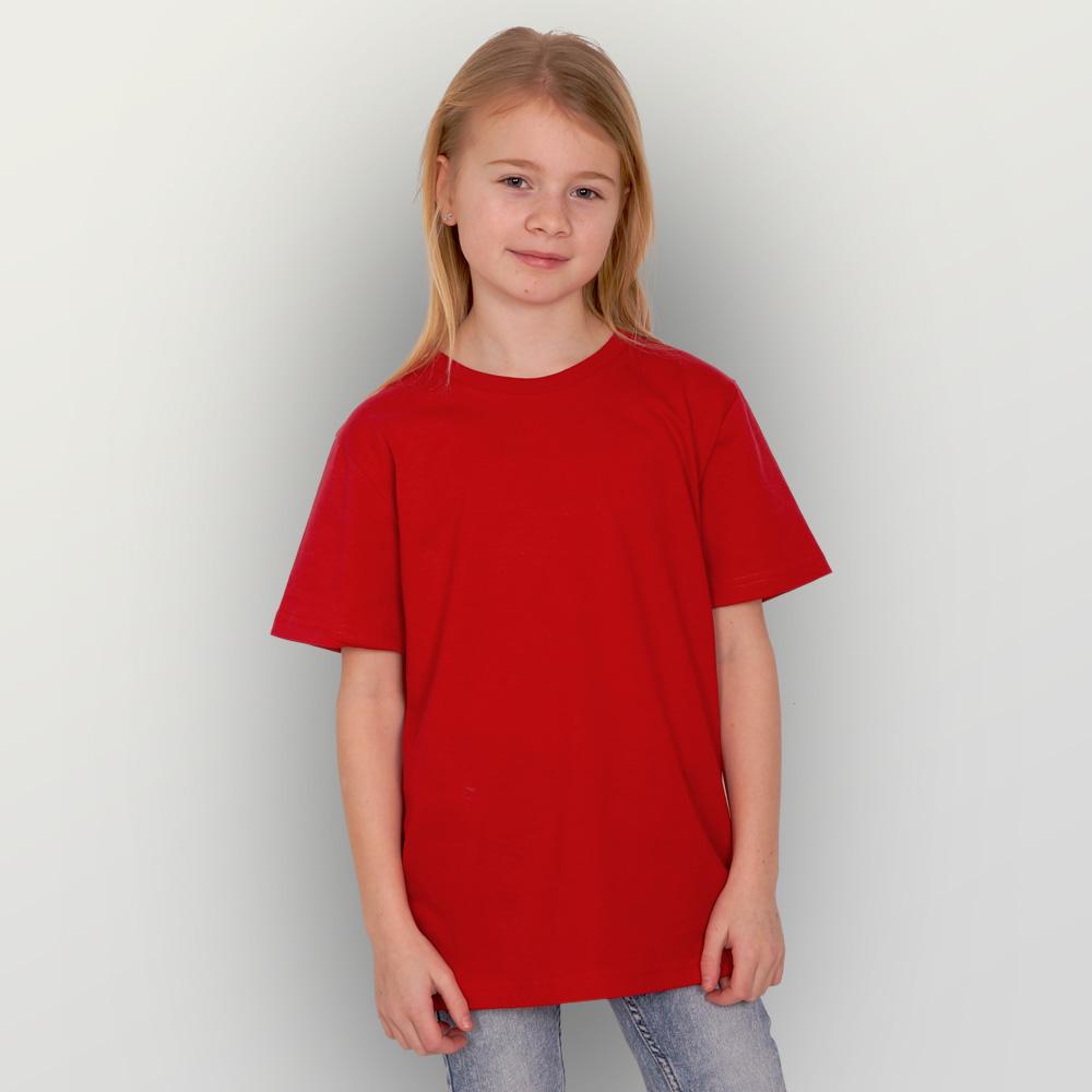 Kinder T-Shirt Unbedruckt