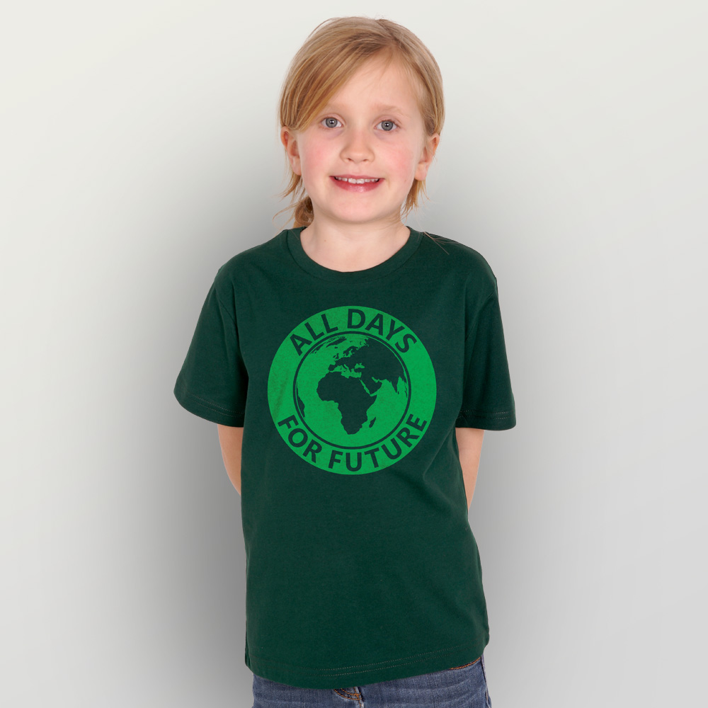 Kinder T-Shirt All Days For Future