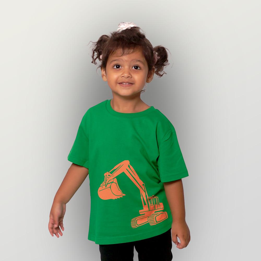 Kinder T-Shirt Bagger