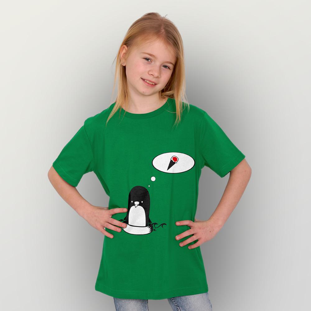 Kinder T-Shirt Eiszeit