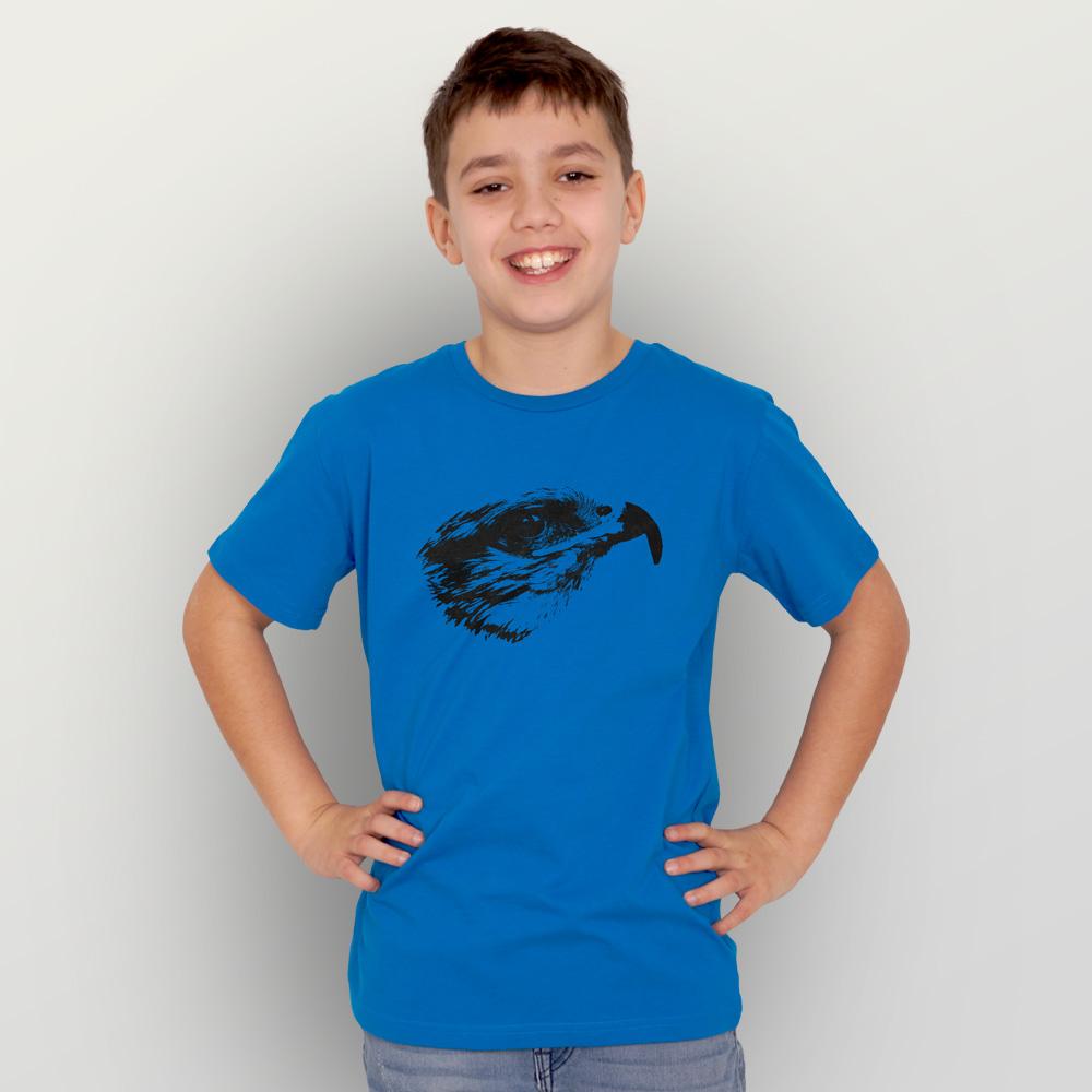 Kinder T-Shirt Falke