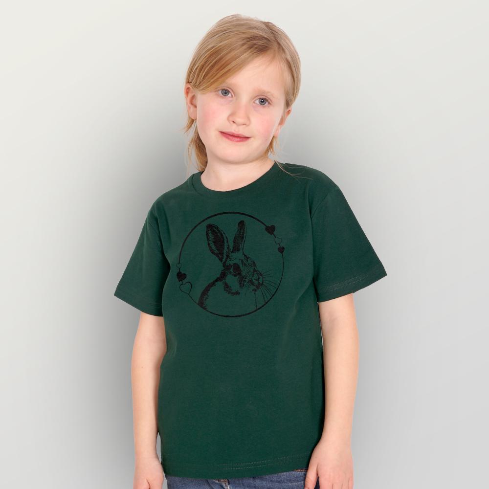 Kinder T-Shirt Häschenliebe