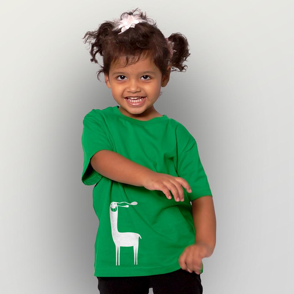 Kinder T-Shirt Lamer