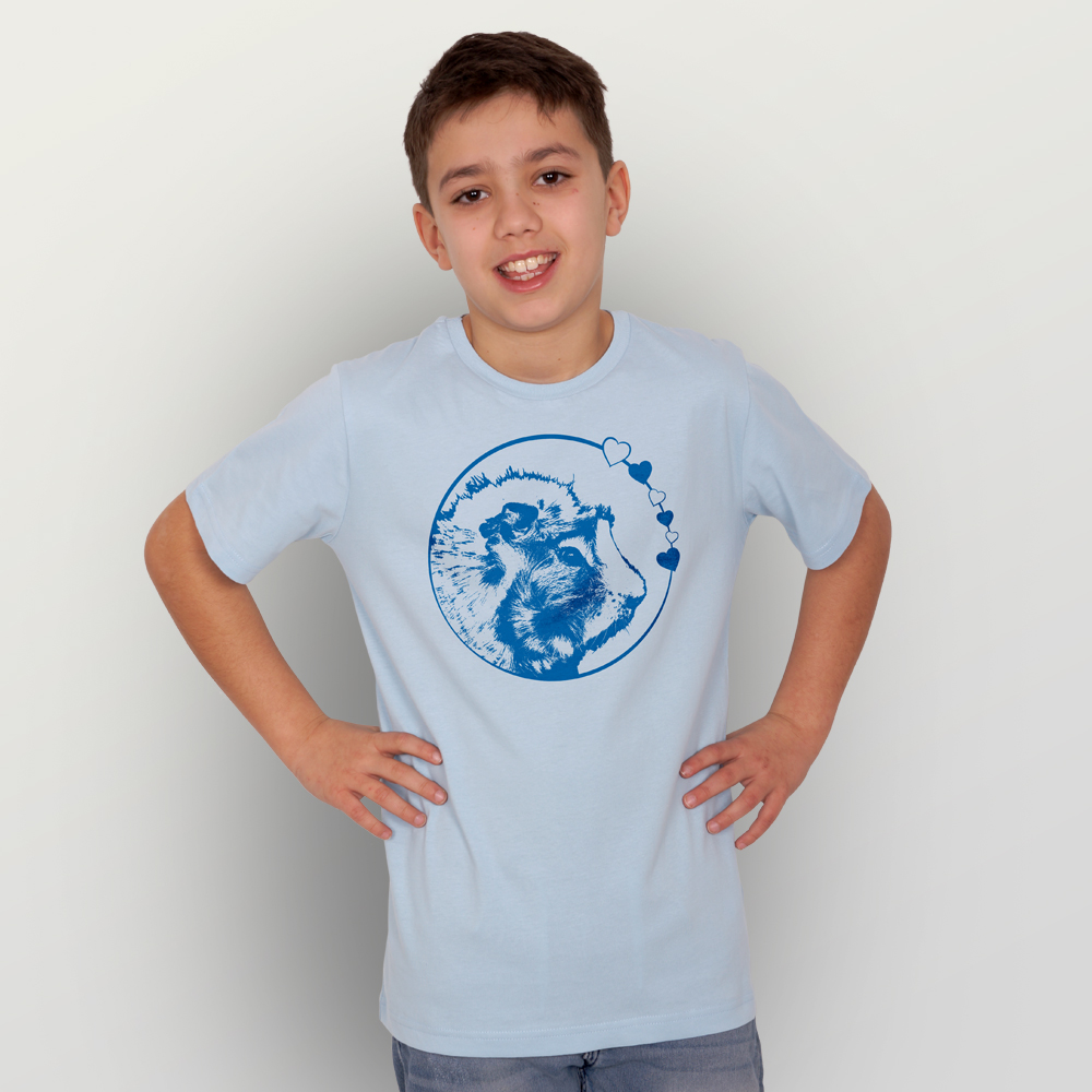 Kinder T-Shirt Meerschweinchenliebe