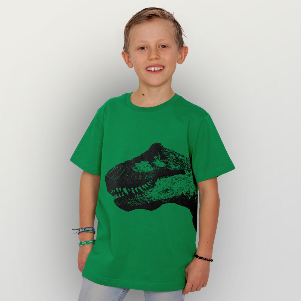 Kinder T-Shirt T-Rex