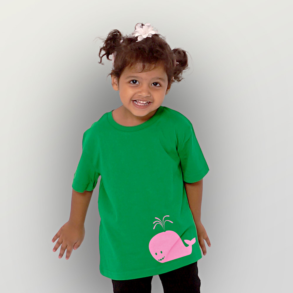 Kinder T-Shirt Wal