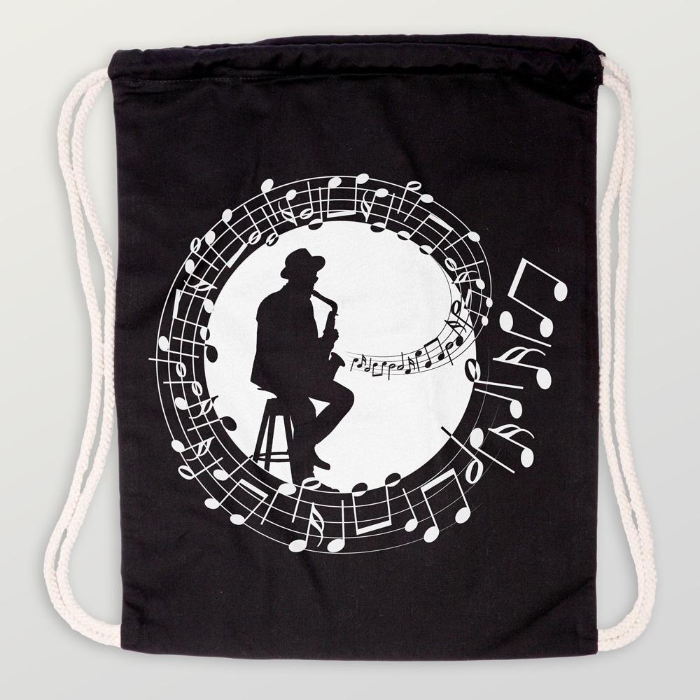 Turnbeutel Musicmaker