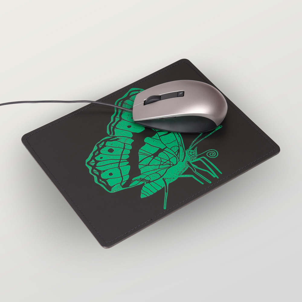 Mousepad Landkärtchen