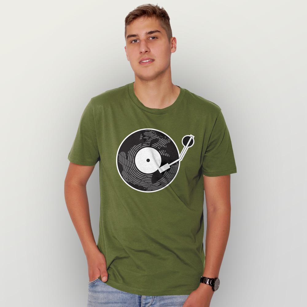 Männer T-Shirt Scratch It
