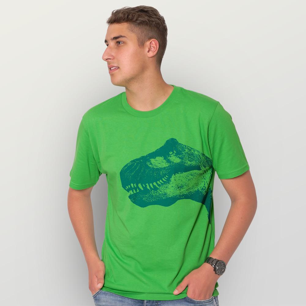 Männer T-Shirt T-Rex