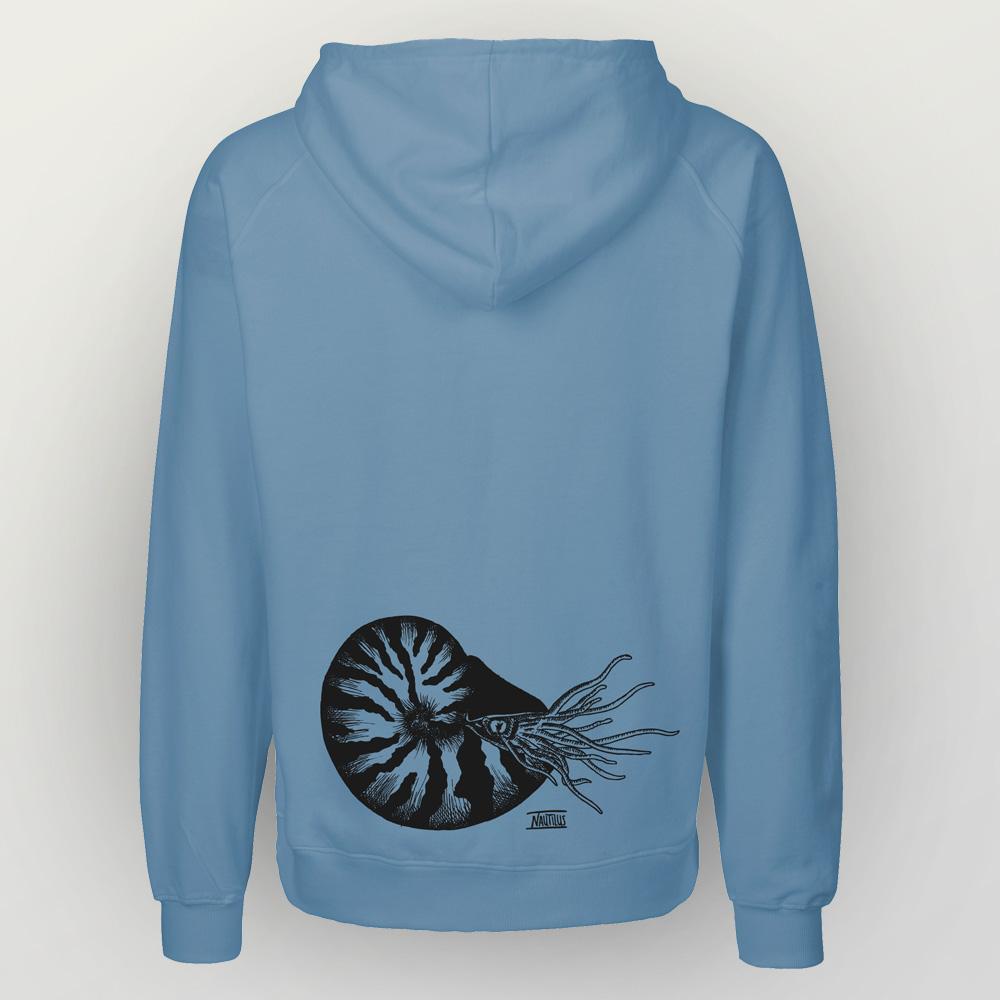 Männer Zip-Hoody Nautilus