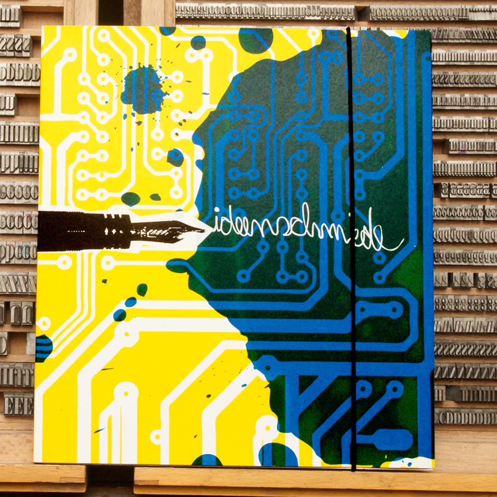 Skizzenbuch Ideenschmiede Special