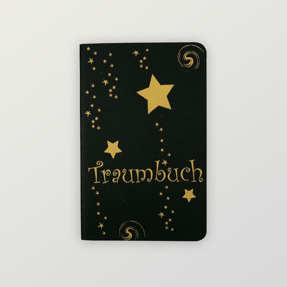 Notizheft Traumbuch
