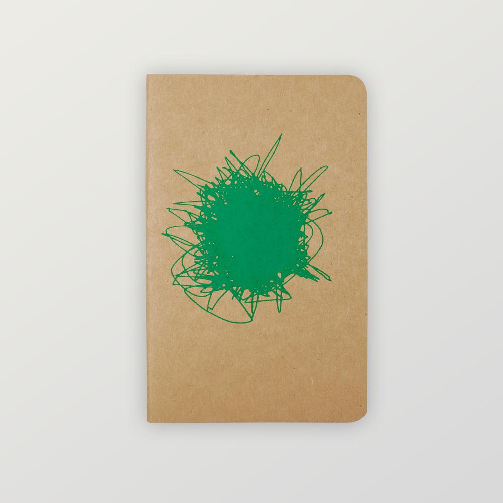 Notizheft Urknaeuel-Wizzy