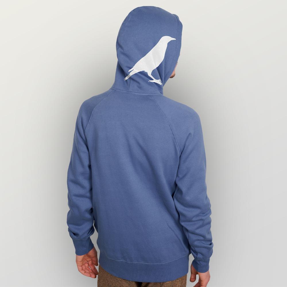 Unisex Zip-Hoody Rabenflüsterer
